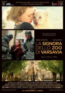 Signora_Zoo_Varsavia_PosterIta_Film_JessicaChastain