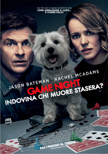 Game night – Indovina chi muore stasera?