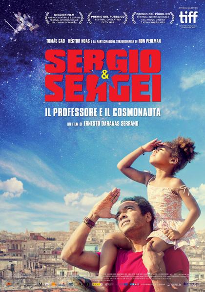 Sergio & Sergei – Il professore e il cosmonauta