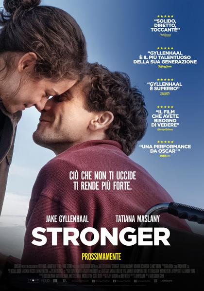 Stronger – Io sono più forte