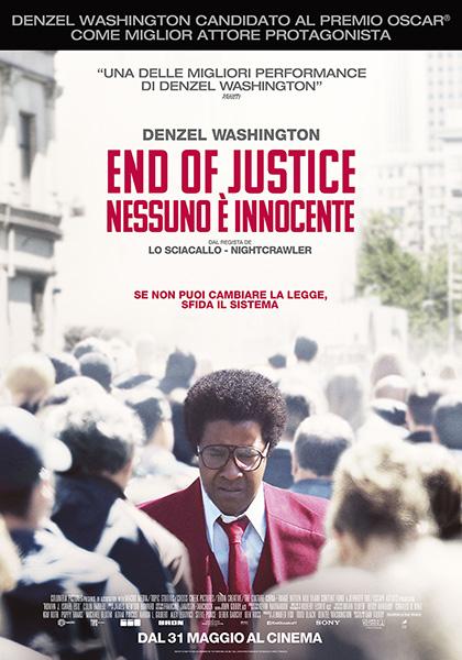 End of justice – Nessuno è innocente