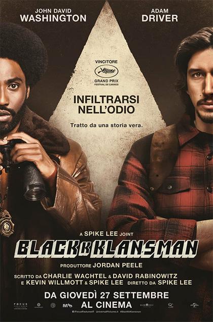Blackkklandsman