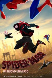 Spider Man – Un nuovo universo