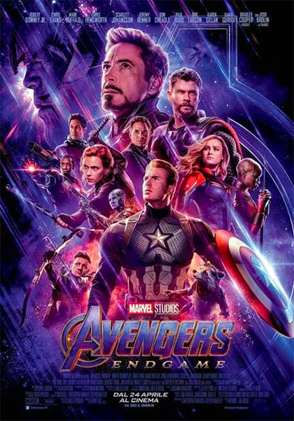 Avengers -Endgame