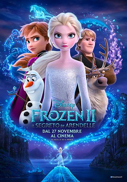 Frozen 2 – – Il segreto di Arendelle
