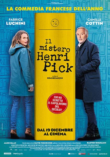 Il mistero Henri Pick
